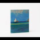 Van Gogh A5 Notizbuch Das Meer bei Saintes-Maries-de-la-Mer