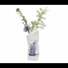 Paper Vase Cover Groß- Delfter Blau