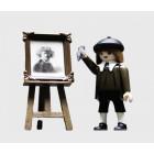 Playmobil Rembrandt Selbstporträt - Rijksmuseum Amsterdam