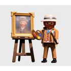 Playmobil Van Gogh Selbstporträt - Rijksmuseum Amsterdam