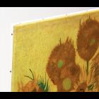 Vincent van Gogh Sonnenblumen auf Leinwand 37x29cm