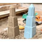 Sandmarken Sandkastenspielzeug - Sandform Münzturm oder Domturm