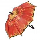 Kitsch Kitchen Regenschirm S - Blume Gerbera