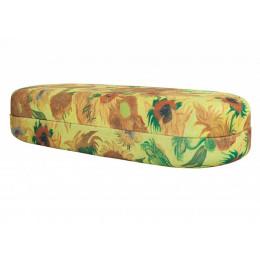 Vincent Van Gogh brillenkoker Zonnebloemen