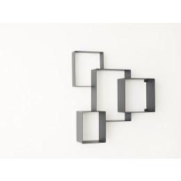 Wandmöbel Metall Cloud Cabinet Studio Frederik Roijé