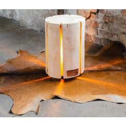 Wood Light Lampe Kirschholz Medium