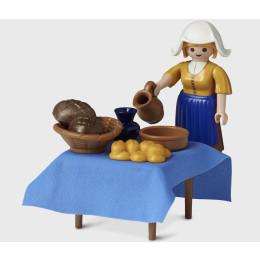 Het Melkmeisje van Vermeer als Playmobil 5067 bij shop.holland.com