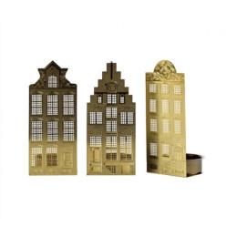Teelicht Halter, Kerzenhalter, Amsterdam