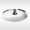 Alessi Bratpfanne mit Deckel Dressed by Marcel Wanders - Dutch Design