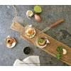 Appetithäppchen Schalen aus Zinn - 4er-Set
