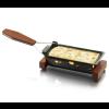 Käse schmelzen, Raclette oder Fondue wo Sie auch wollen mit dem Partyclette to go Taste