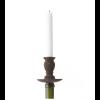 Bottle Light Kerzenständer dunkelbraun von Frederik Roijé Design und Ambiente in Einem