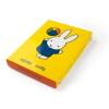 Geschenk für Ihr Enkelkind; Miffy spielt 4-teiliges Kinderbesteckset aus Edelstahl von Zilverstad
