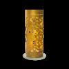 Goldene Hendrik' Teelichthalter Dancing on the Wall aus 3er-Set