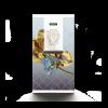 Hendrik' Design Kissenbezug Yellow Tulips 45x45 cm kommt in einer schöne Geschenkverpackung