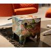 Dutch Design Hocker Art of Nature - Auch schön als Tisch