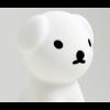 Eine süße Snuffy Hund Lampe 23 cm hoch