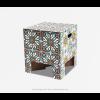 Dutch Design Hocker Tiles von Tim Várdy
