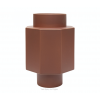 Spicy Jar Vase von Geke Lensink in Pfeffer rot bei shop.holland.com