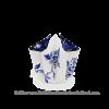 Hendrik' Faltvase mit Schnürsenkel mit Design Delfter Blau Kleinl