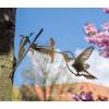 Metall-Vogel Kolibri von Metalbird: schönes Geschenk für Vogelliebhaber