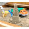 Sandmarks Sandkastenspielzeug - Sandform Münzturm Gelb 37cm - ein schönes Geschenk