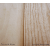 Aus Birkensperrholz mit einem Laserschneider geformt, der den Untersetzern auch die dunklen Kanten verleiht.