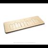 CRE8 Amsterdam Puzzle aus Birkenholz - ein schönes Geschenk