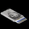 """Secrid entwarf diesen speziellen Kartenschutz mit einer einzigartigen Dekoration, die auf Rembrandts """"Selbstporträt"""