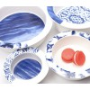 Delfter blau Schüsseln und Schalen Blau Festival. - ein schönes Werbegeschenk bei shop.holland.com