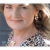 Clic Ohrstecker Belle passen perfekt bei Halskette Aike