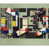 ON Socks Mondrian und De Stijl Socken - ein Design Geschenk