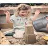 Sandmarken Sandkastenspielzeug - Sandform Domturm - ein schönes Geschenk für Kinder