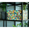 Die Dutch Design Aufbewahrungsbox im Back to the 60's Design würden Sie gerne zeigen.
