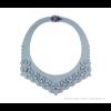 Eisblaue Farbe Basic Kette von Iris Nijenhuis - Handgemachter Schmuck aus Amsterdam