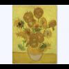 Van Gogh Sonnenblumen auf Leinwand 37x29cm finden Sie auf shop.holland.com - der Online-Shop für niederländische Design-Geschenke und Souvenirs