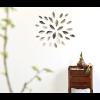 Wandsticker Blätter rosa oder grün - Wohndeko
