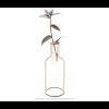 Weinflasche Vase laser cut - ein schönes Geschenk