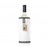 Design Weinkühler aus Schaffell: Wooler des Dutch Design Labels Kywie Modell UGG weiß
