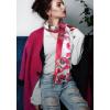 Zijden sjaal Van Gogh rood bestel je bij Holland Design & Gifts