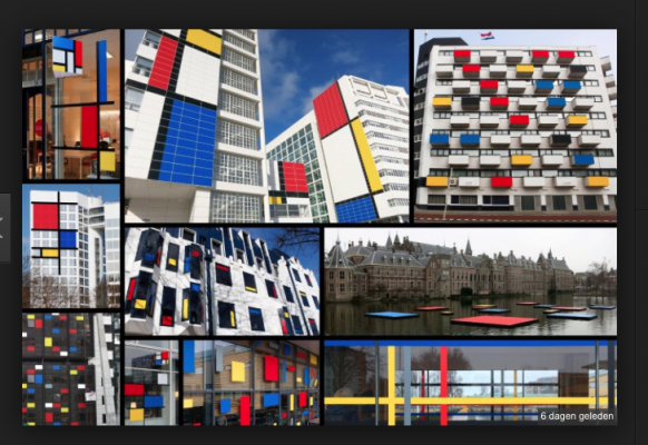 Mondriaan en Dutch design in Den Haag