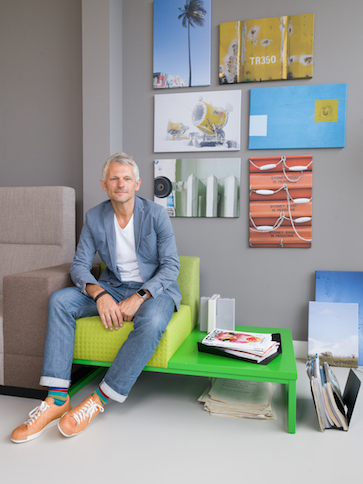 Holland Design & Gifts - interview Dutch designer Robert Bronwasser